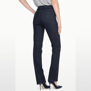 💋 NYDJ Marilyn Straight Tummy Tuck Jeans 8